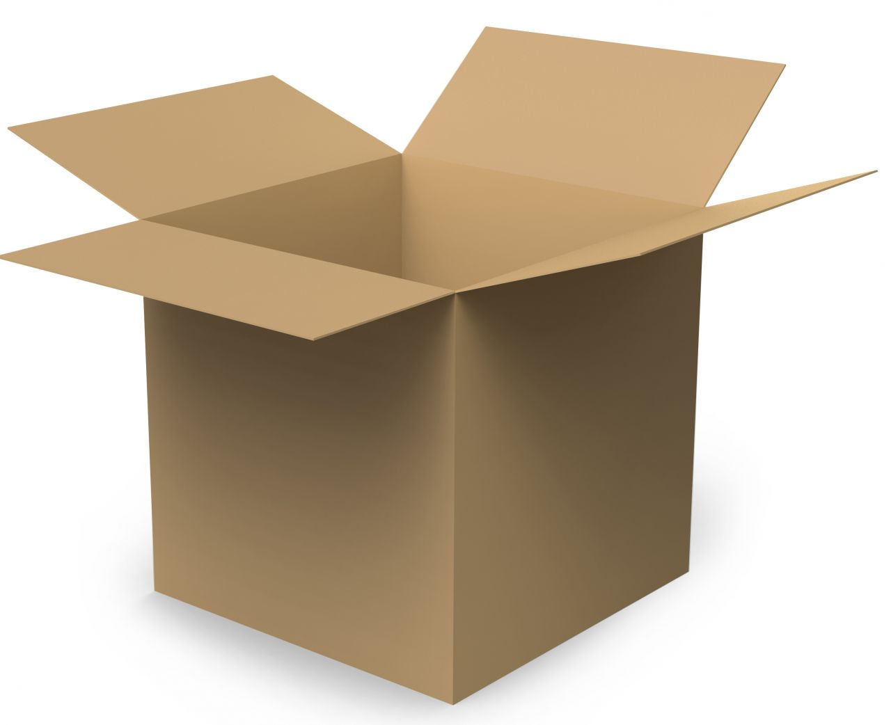 Csomagoló doboz TFL 200*200*150 mm.