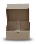 Csomagoló doboz Önzáró 145*145*60 mm