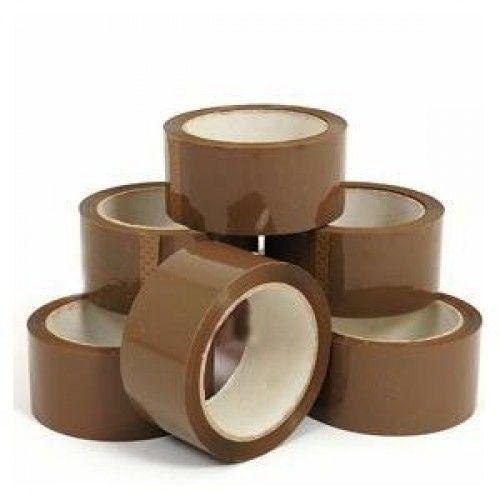 Ragasztószalag barna, csomagban ( 180 tek )