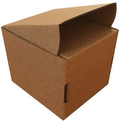 Csomagoló doboz Önzáró 70*70*90 mm