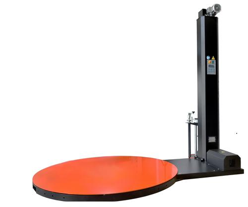 EvoPac Nobel Fóliázó gép 1500 mm es forgótányérral