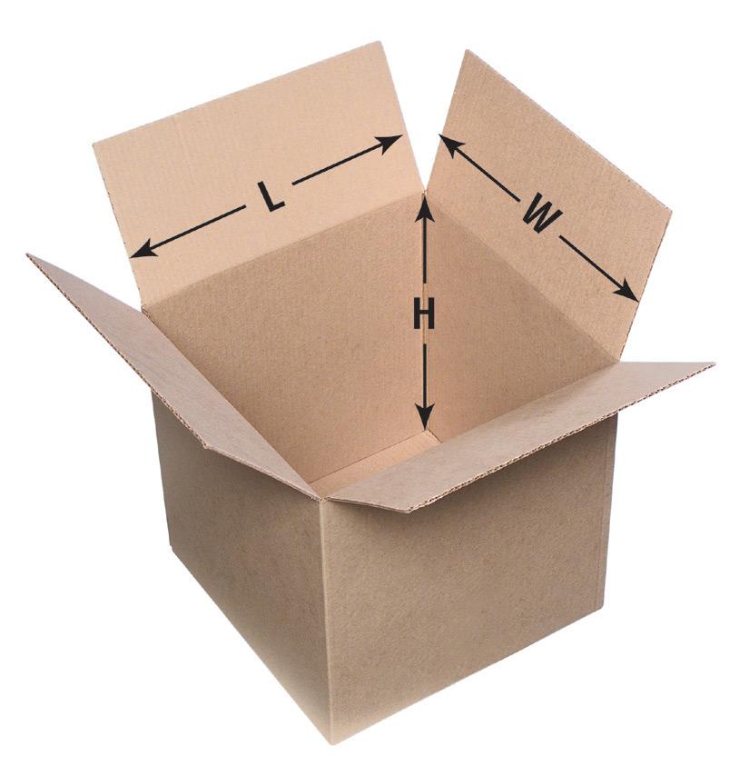 csomagoló doboz méretek