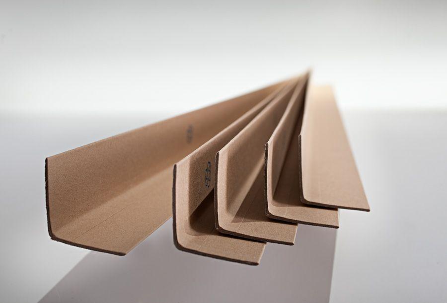 Papír élvédő 60 x 60 x 3,7 x 1154 mm