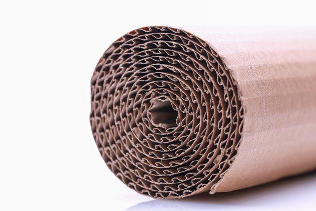 Hullámpapír tekercsben 100 cm x 25 fm
