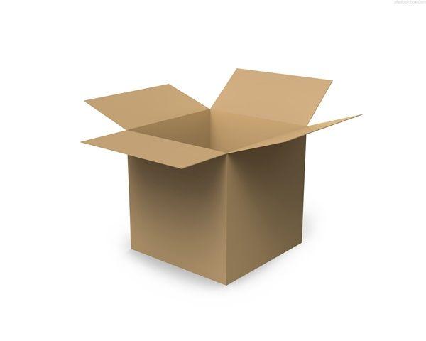 Csomagoló doboz TFL 250*250*150 mm 10 db/köteg