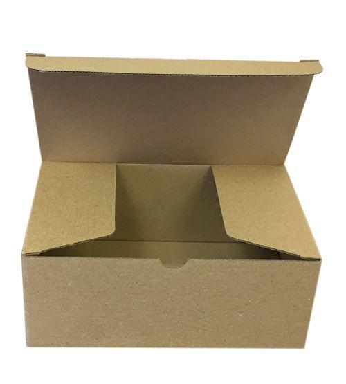 Csomagoló doboz Önzáró 180*120*70 mm 25 db/köteg